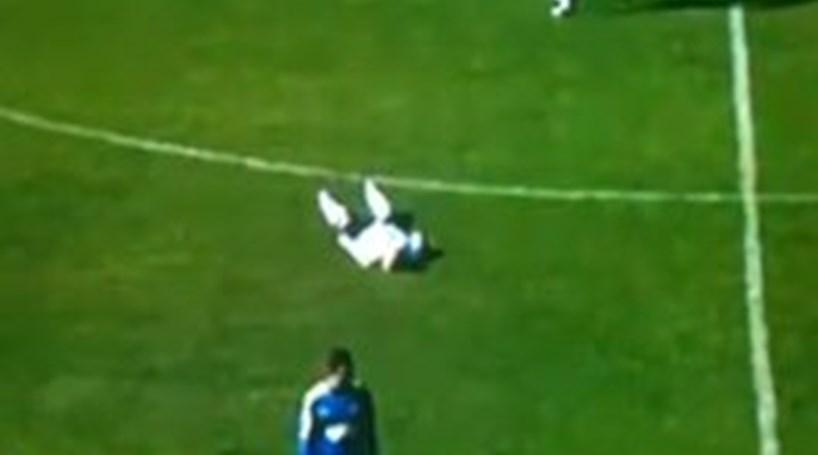 Jogador espanhol sofre ataque cardíaco em campo (COM VÍDEO)