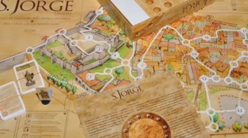 Castelo de São Jorge lança jogo de tabuleiro