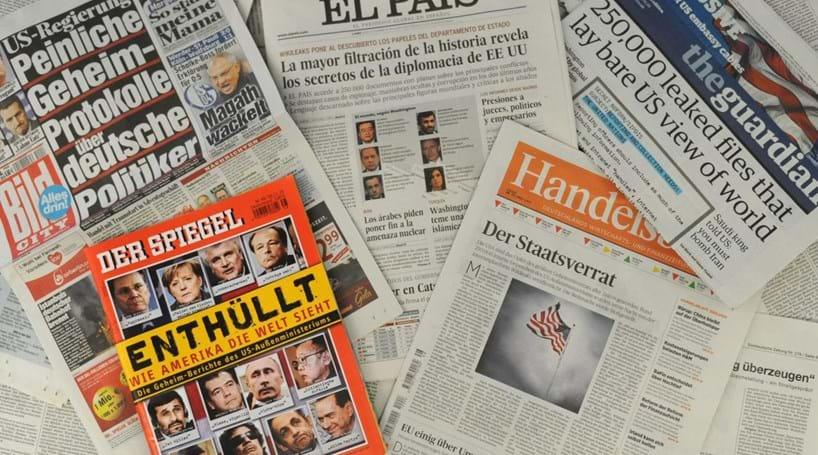 Wikileaks: Interesse público justifica publicação
