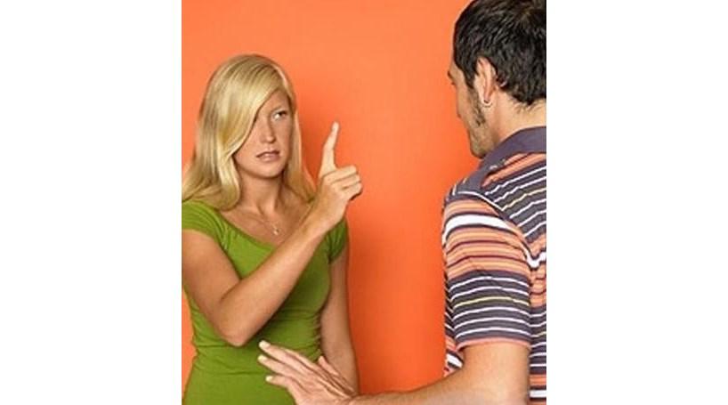 Casais discutem 312 vezes por ano