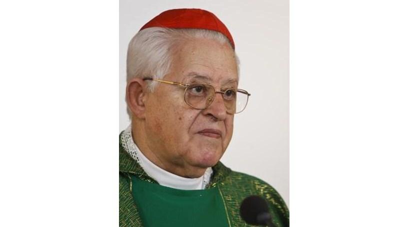 Patriarca apresenta carta de resignação