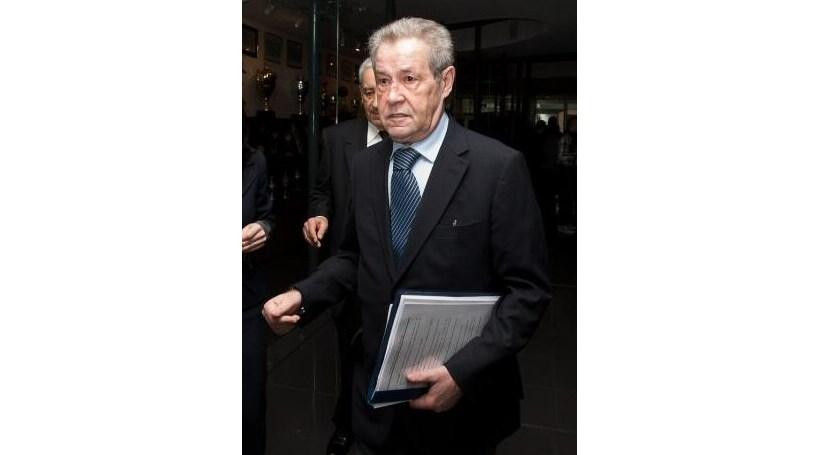 Madaíl ausente da AG por motivos de saúde