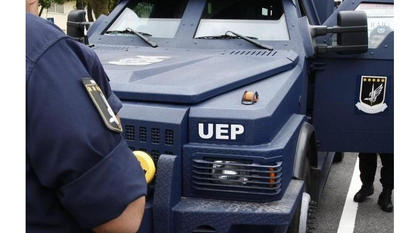 PSP estreia blindado para travar conflito em bairro