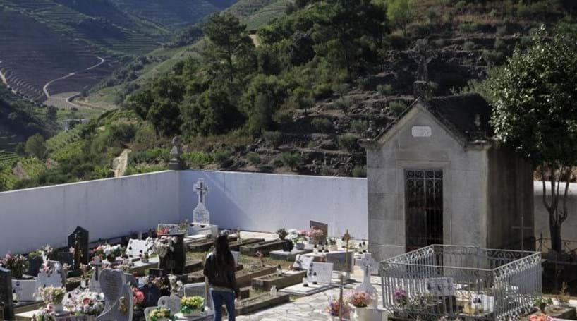 Predador sexual ataca em cemitérios