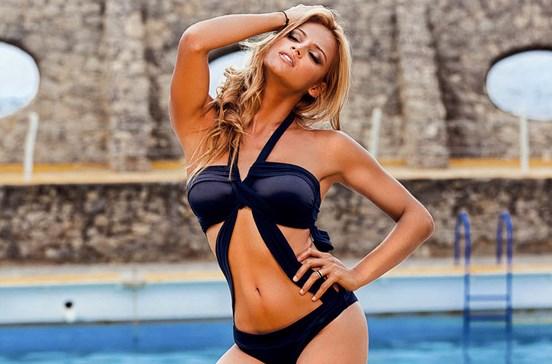 """""""Sexo no verão é diferente"""", diz Joana Alvarenga"""