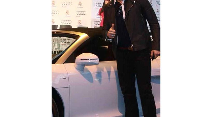 Cristiano Ronaldo: Carro de 223 mil euros