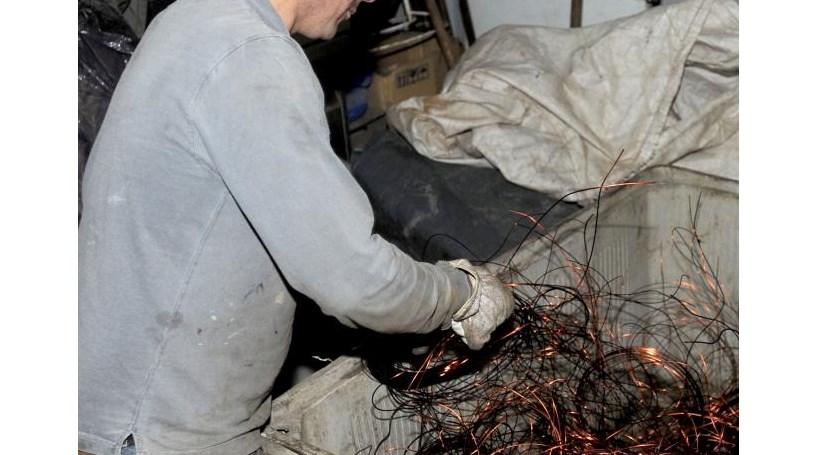 Ladrões furtam cobre da GNR