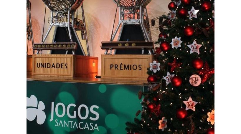 Números premiados na Lotaria Clássica do Natal