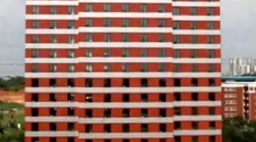 China: Hotel de 15 andares construído em seis dias (COM VÍDEO)