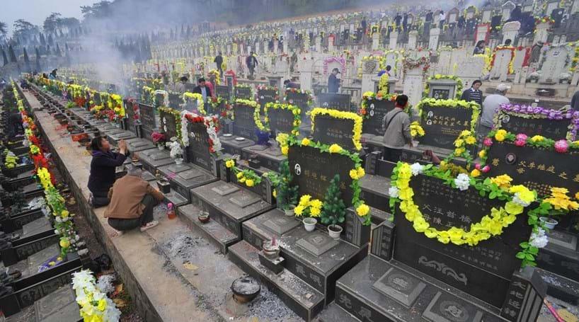 Chineses apanhados a vender cadáver de mulher para casamento