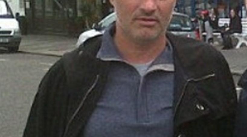 José Mourinho em Londres