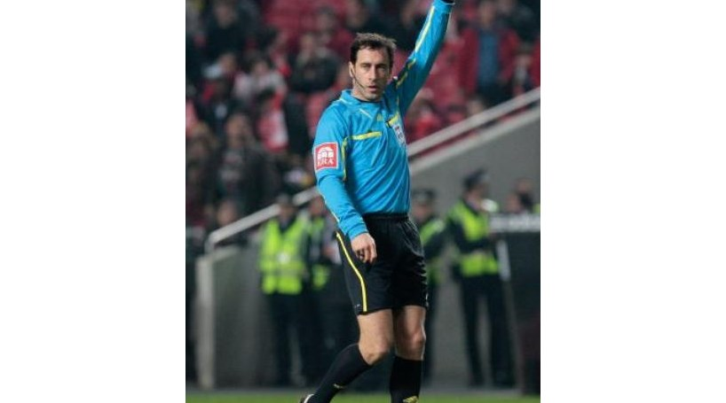 Artur Soares Dias apita Benfica - FC Porto