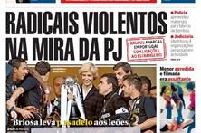 Grupos anarcas promovem violência em Portugal