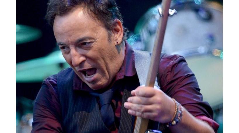 Bruce Springsteen dedica tema aos desempregados