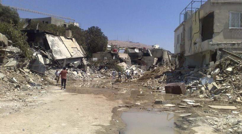 Síria: Apoio ao terrorismo impede acções humanitárias