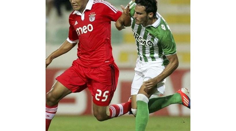 Benfica empata em Portimão
