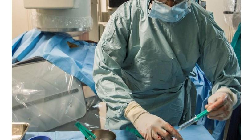 Embolização para salvar próstata