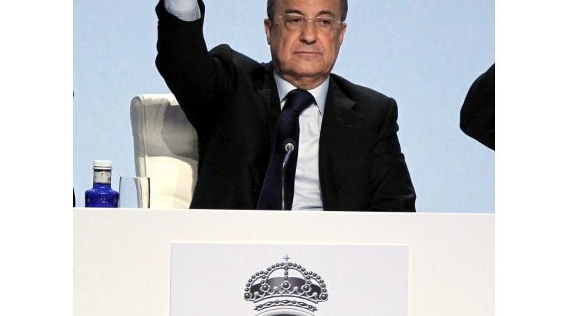 Presidente do Real elogia Mourinho
