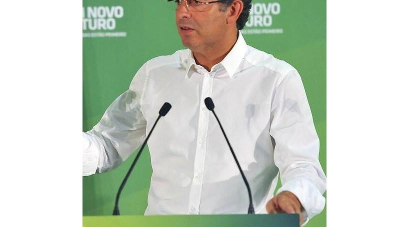 Seguro: Governo sem pensamento europeu não merece dirigir Portugal