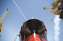 Lisnave reparou 67 navios no ano passado