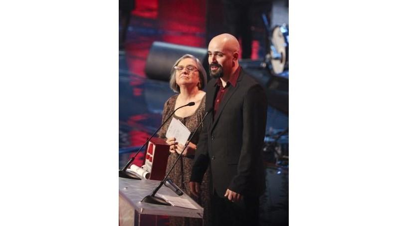 Afonso Cruz vence prémio da União Europeia para Literatura