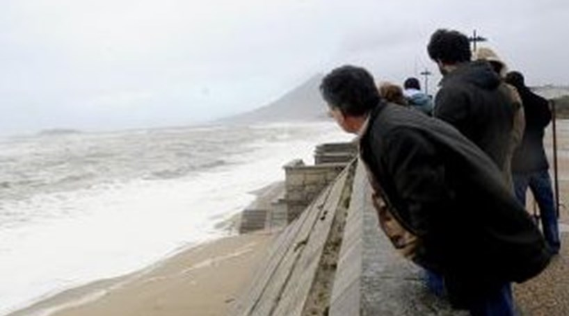 Madeira: Capitania avisa marcos para agitação marítima
