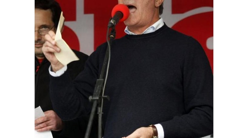 Arménio Carlos chama rei mago escurinho a representante do FMI