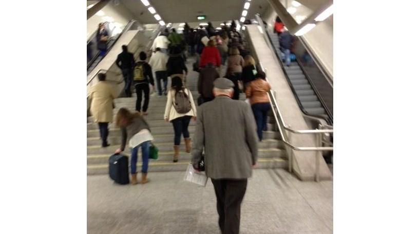 Transportes públicos perdem passageiros