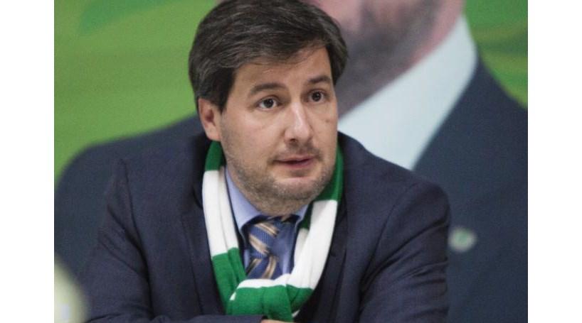 Bruno de Carvalho critica listas adversárias