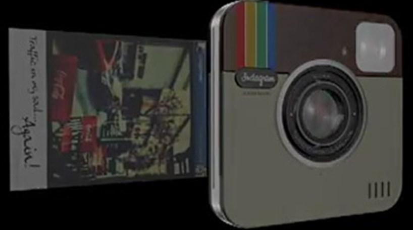 Polaroid vai ter câmara Instagram em 2014