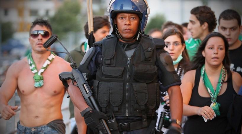 PSP diz que ataque em Paris veio redobrar atenção na segurança do dérbi