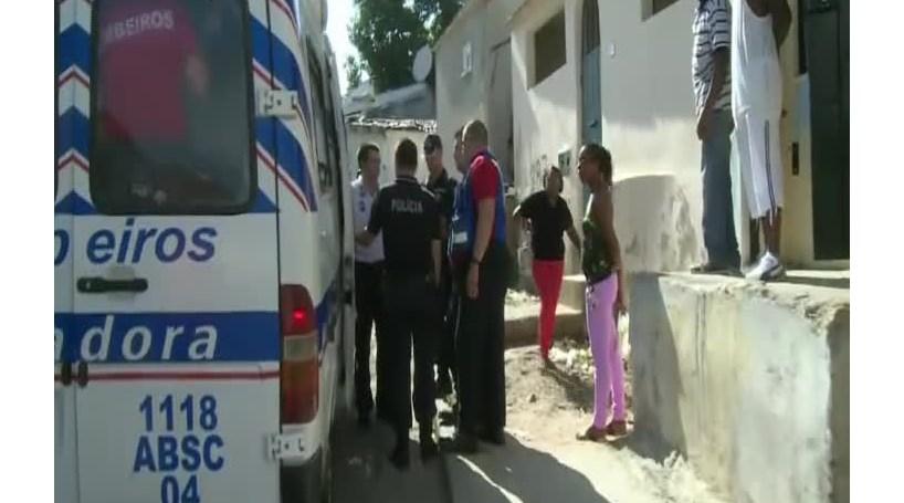 Explosão na Damaia faz quatro feridos