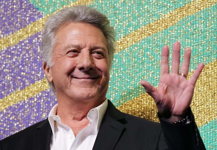 Dustin Hoffman é acusado de assédio sexual