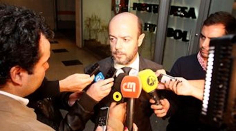 Mário Figueiredo arrasa Olivedesportos