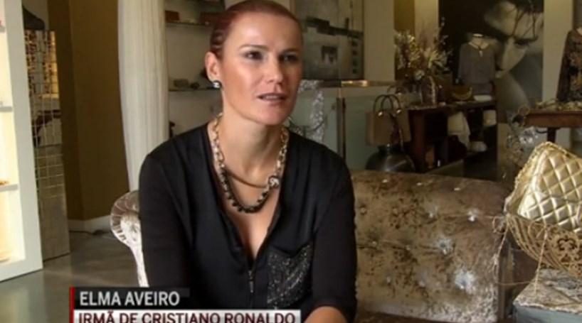 Irmã diz que Ronaldo merece bola de ouro