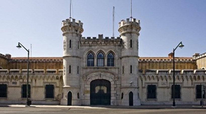 Estabelecimento prisional de Lisboa com sobrelotação de 150%