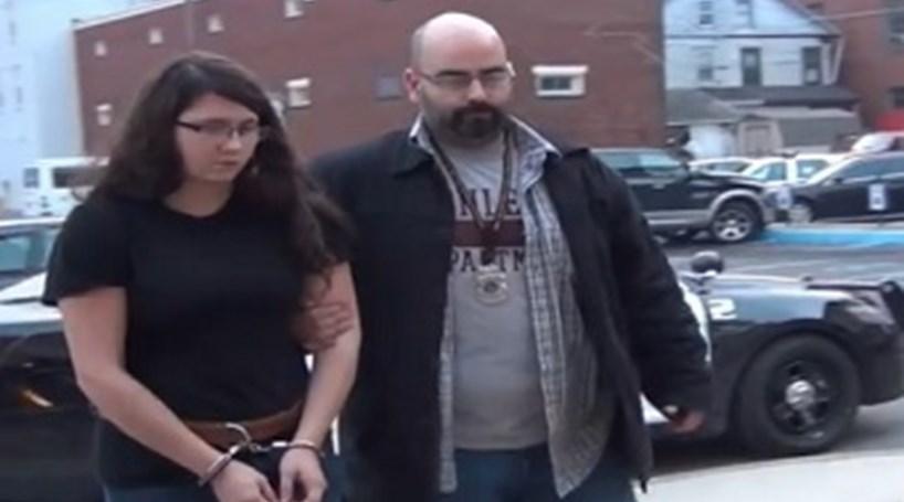 Detida por homicídio admite ser assassina em serie