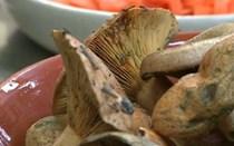 Aprenda a fazer arroz de cogumelos
