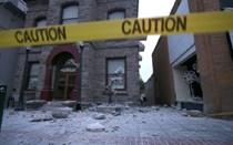 Os estragos do maior sismo dos últimos 25 anos na Califórnia