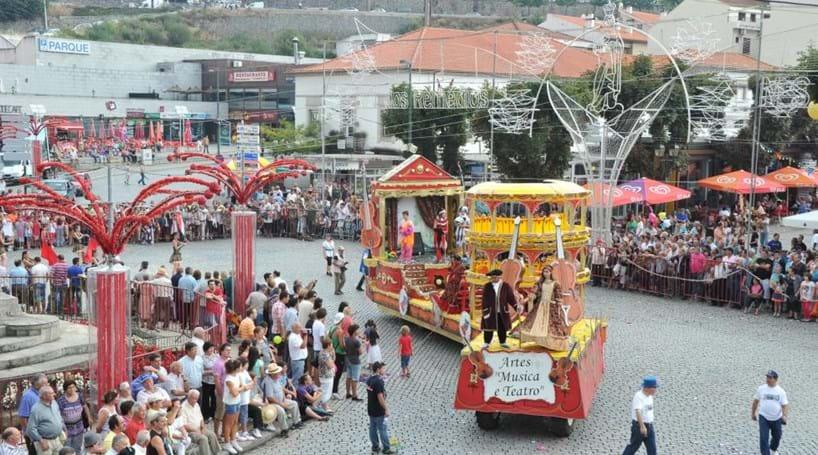 48e182a7c Câmara de Lamego destaca apoio à economia da 'Romaria de Portugal ...