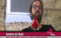 Banda do Mar une Mallu, Marcelo e Fred