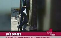Luís Borges volta a brilhar na moda