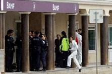 Assalta 5 bancos e espalha terror