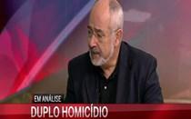 Moita Flores e Rui Pereira analisam confissão de duplo homicida