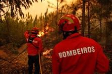 Fogo que deflagrou em Castelo Branco dirige-se para Vila Velha de Ródão