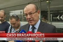 Carmona Rodrigues absolvido no caso Bragaparques