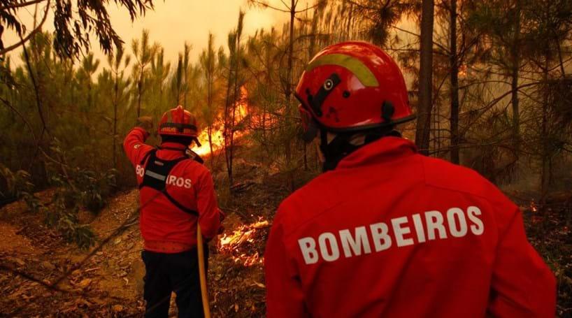 Dominado fogo que mobilizou 140 operacionais em Odemira