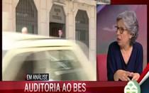 """Diretora do 'Negócios' diz que movimentos no BES terão """"beneficiado alguém"""""""