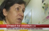 Legionella: Retrato de vítimas que sobreviveram ao surto