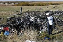 Separatistas pró-russos rejeitam acusações no caso do voo MH17